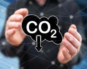 Conceptual photo about Sterling Thermal Technology helping the energy industry reducing carbon emissions
